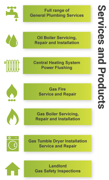 Andrew Stevenson Plumbing, Gas and Heating